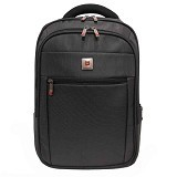 POLO CLASSIC Tas Ransel [18051-21] - Black - Notebook Backpack