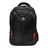 POLO CLASSIC Tas Ransel [18067-21] - Black - Notebook Backpack