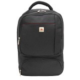POLO CLASSIC Tas Ransel Impor [9176] - Black (Merchant) - Notebook Backpack