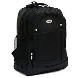 POLO USA Water Laptop Backpack - Hitam (Merchant) - Notebook Backpack