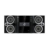 POLYTRON Black Mini HiFi [XL2900] (Merchant) - Hi-Fi