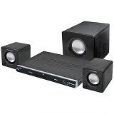 POLYTRON Home Theatre Mini [DTIB2667C] - Black (Merchant) - Home Theater System