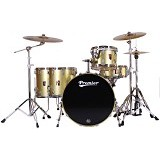 PREMIER Maple Shell Drum Kit XPK Series [ROCK KIT] - Gold Dusk Sparkle Lacquer - Drum Kit