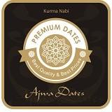 PREMIUM DATES Kurma Ajwa 200gr - Buah Kering