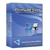 PRIME RESTO Food Court Plus (Merchant) - Software Customer Management / Crm Licensing