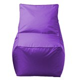 PRISSILIA Bean Bag - Chair Purple - Bantal Duduk / Bean Bag