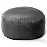 PRISSILIA Bean Bag -  Puff Black - Bantal Duduk / Bean Bag