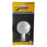 PROHEX Single Super Suction Hook [1531-033] (Merchant) - Gantungan Serbaguna