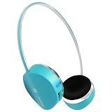 PROLINK Fervor Basic Super Slim Headset Bluetooth Stereo [PHB6001E] - Blue