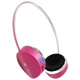 PROLINK Fervor Basic Super Slim Headset Bluetooth Stereo [PHB6001E] - Pink