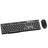 PROLINK Keyboard and Mouse Set [PCCS1001] - Keyboard Mouse Combo