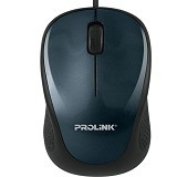 PROLINK Optical Mouse [PMO630U] - Blue - Mouse Basic