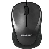PROLINK Optical Mouse [PMO630U] - Grey - Mouse Basic