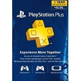 SONY PlayStation Plus 12 Bulan US Digital Code - TIKET & VOUCHER