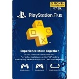 SONY PlayStation Plus 3 Bulan US Digital Code - TIKET & VOUCHER