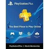PS PLUS 3 Month Membership Code Indonesia (Merchant) - Voucher Games