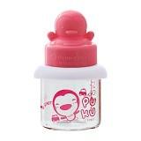 PUKU Botol Susu Kaca 60cc [P10182-P] - Pink - Botol Susu