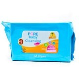 PURE BABY Cleansing Wipes Lemon 60