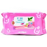 PURE BABY Cleansing Wipes Tea Olive 60