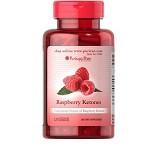 PURITANS PRIDE Raspberry Ketones 120 Caps [PPRK120C] - Suplement Pelangsing Tubuh