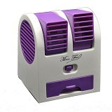 PURPULE HAZE AC Mini Fan Kipas Angin Portable - Ac Portable