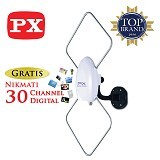 PX Digital TV In / Outdoor Antenna [HDA-5000] - Tv Antenna