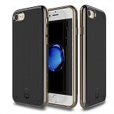 Patchworks Flexguard  iPhone 7 Case - Gold (Merchant) - Casing Handphone / Case