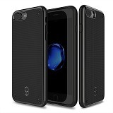 Patchworks Flexguard iPhone 7 Plus Case - Black (Merchant) - Casing Handphone / Case