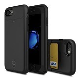 Patchworks Level Card Edition iPhone 7 Case - Black (Merchant) - Casing Handphone / Case