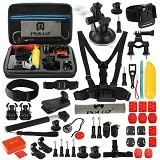 Puluz 53 in 1 Accessories Total Ultimate Combo Kit (Merchant) - Camcorder Mounting