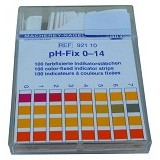 Purnama Laboratory pH Fix Test Strips (Merchant) - Alat Ukur Kadar Larutan