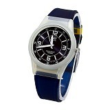 Q&Q Watch [VQ50] - White Blue (Merchant)