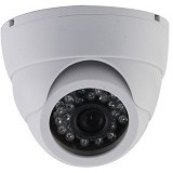 FOCUSVISION Analog Dome Camera [FA003DPP] (Merchant) - Cctv Camera