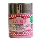 QIU N QIU Strawberry Skin Wax - Lulur Tubuh / Body Scrub