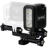 QUDOS Action Video Light (Merchant) - Camcorder Mounting