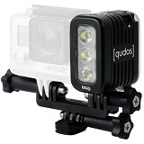 QUDOS Action Video Light - Camcorder Mounting