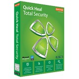 QUICK HEAL Total Security (1 User) - Client Software Internet Security FPP