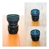 KOKAI Lens Hood Rubber HD 55mm (Merchant) - Camera Strap
