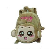 QYANTIS Backpack Chici Yoyo - Cream (Merchant) - Tas Anak