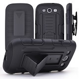 R-CASE Future Armor Hardcase with Belt Clip Holster Case for Samsung Galaxy Grand Duos i9082 - Casing Handphone / Case