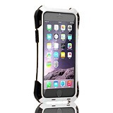 R-JUST Amira Case For Iphone 5/5S - White Black - Casing Handphone / Case