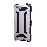 "R-JUST Gundam Waterproof Shockproof Case For Iphone 6/6S 4.7"" - Silver - Casing Handphone / Case"