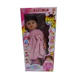 RAJA TOYS BB Grow Up [6813] (Merchant) - Boneka Karakter / Fashion
