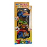 RAJA TOYS Funny Truck [838-1] (Merchant) - Mainan Simulasi