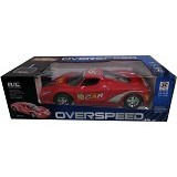 RAJA TOYS Overspeed Mobil Remote [452] (Merchant) - Car Remote Control