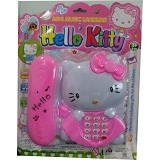 RAJA TOYS Telepon Hellokitty [md8855] (Merchant)