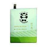 RAKKIPANDA Battery for Oppo Find 5 5000mAh [BLP-539] - Handphone Battery