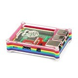 RASPBERRY Rainbow Case (Merchant) - Modif Spare Part