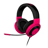 RAZER Kraken Pro Neon Series -  Red - Gaming Headset
