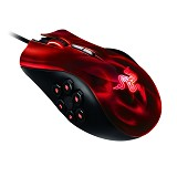 RAZER Naga Hex - Red - Gaming Mouse